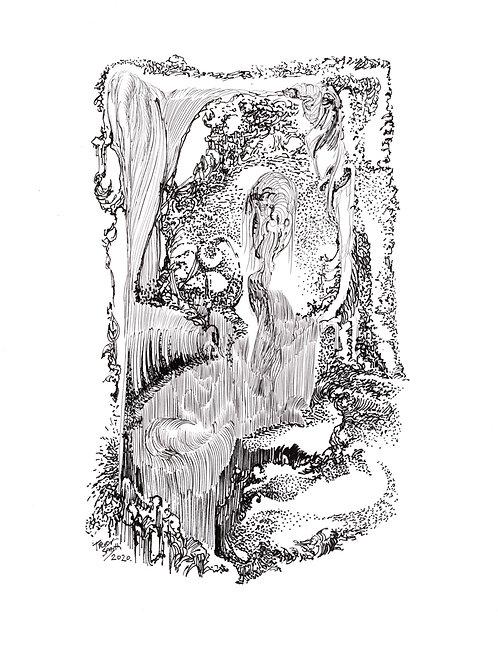Mindscape Series no.2 Print