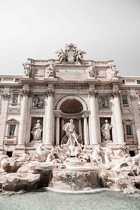 Fontana die Trevi Roma
