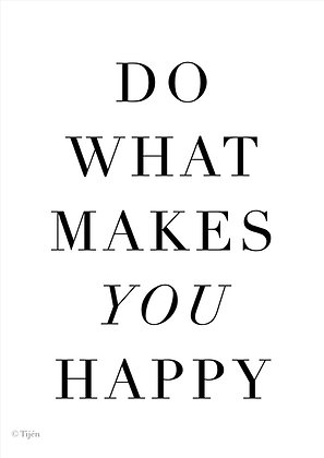 do what makes y