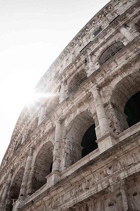 Sunset Colosseum