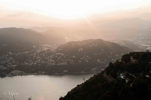 Lago di Como Sunset