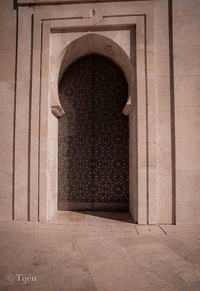 Shadow Door Morocco