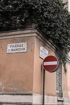 Piazzale S. Francesco