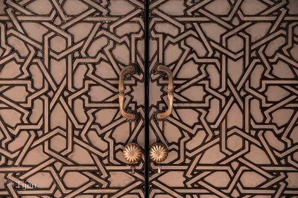 Structure Door Handle