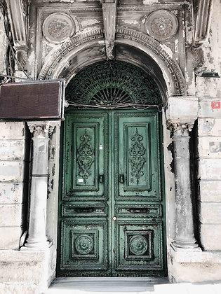Istanbul Door