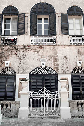 Malta Blue Detail House