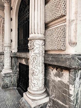 Barcelona Columns