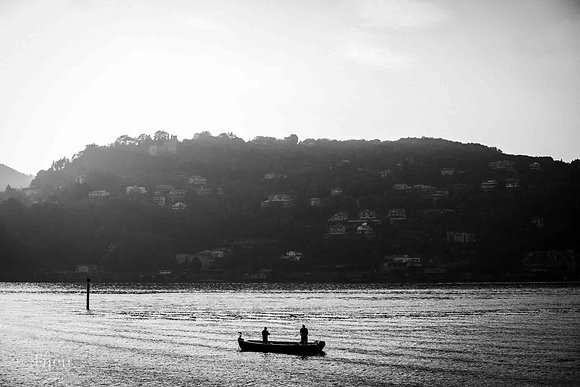 Fisherman Lago di Como