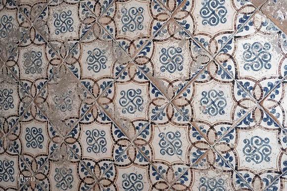 Gallipoli Church Tiles
