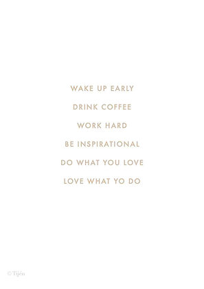 daily quotes - wake up