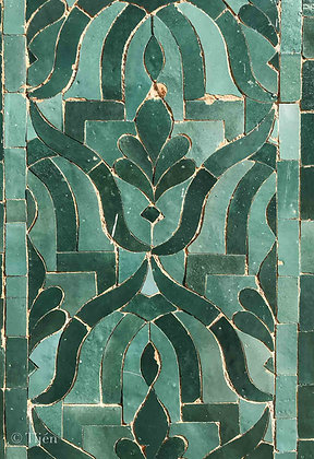 Morocco greentiles