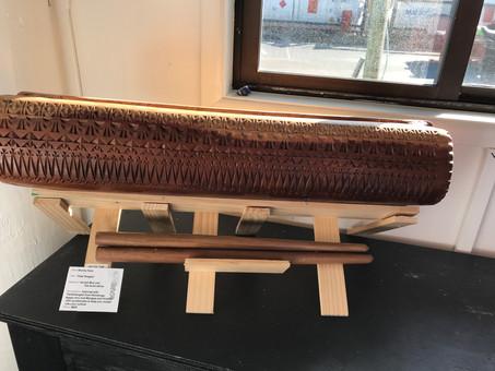 Carved Pate 2018