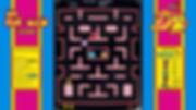 Ms. Pac-Man Arcade Bezel