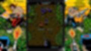 Ikari Warriors Arcade Bezel