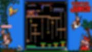 Donkey Kong Jr. Arcade Bezel