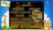 BurgerTime Arcade Bezel