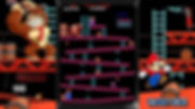 Donkey Kong Arcade Bezel