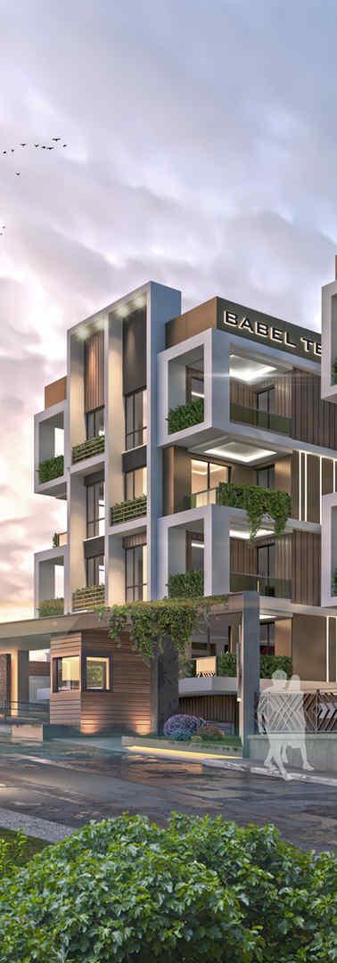 BABEL Terrace