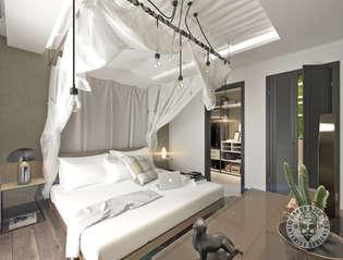 E. Yatak Odası
