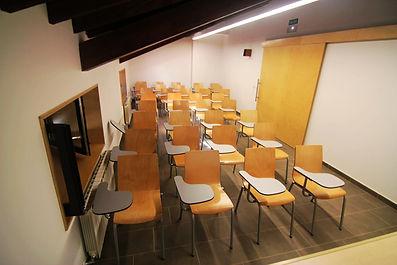 Edificio talleres actividades