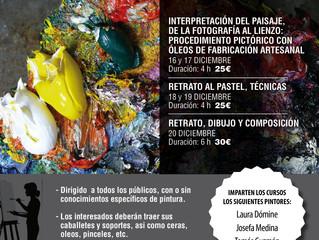 La semana del arte en el Área Medioambiental El Gurugú