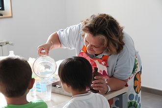 Area investigación oferta educativa aula medioambiental El Gurugú