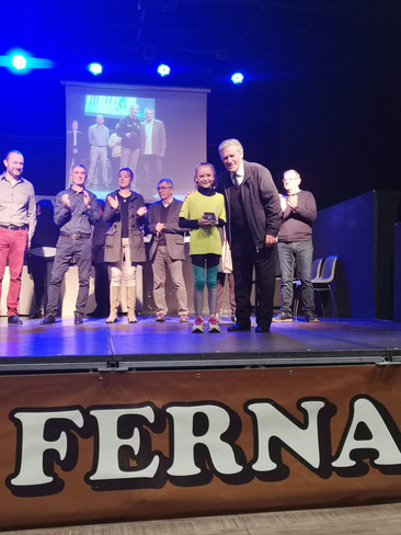 Récompenses de la ville de Pamiers
