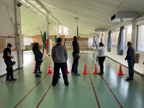 Challenge National Sport Adapté - Archers confirmés