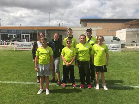 Championnat Jeunes Occitanie Tir FITA