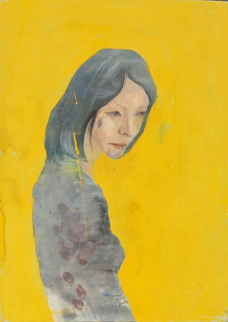 yellow Woman, 黄色い女