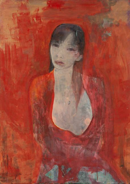 Red Woman, 赤い女