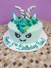 horn cake
