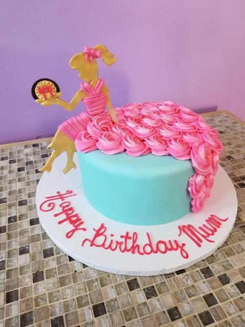 silo cake