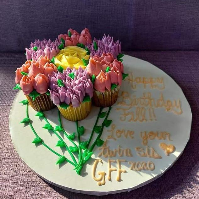 cupcake birthday bouquet sisters.jpg