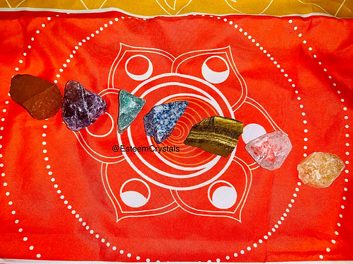 7 Piece Chakra Set