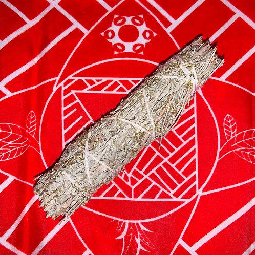 "Frankincense Smudge Stick 4"""