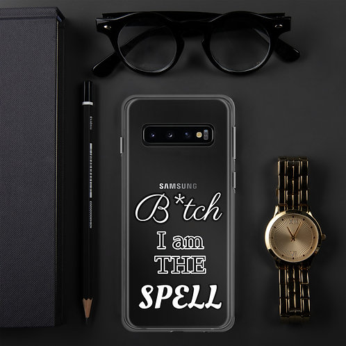 B*tch I am the spell Samsung Case