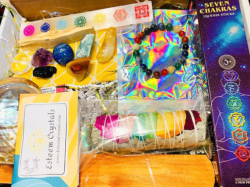 All Chakra Care Package