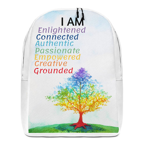 """I AM""  Backpack"