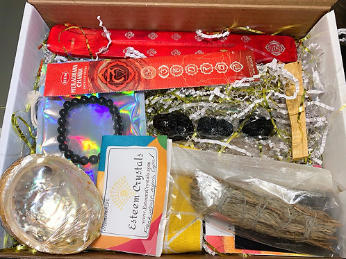 Root Chakra Care Package