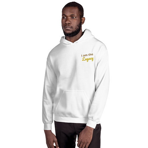 I am the legacy Unisex Hoodie