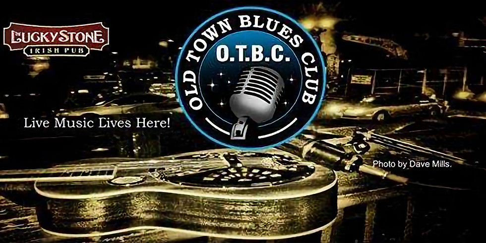 LIVE Jam at The Old Town Blues Club