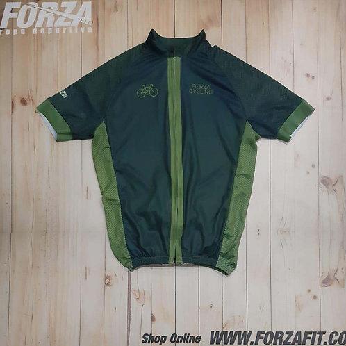 """Camiseta Hombre """"Verde Militar"""""""