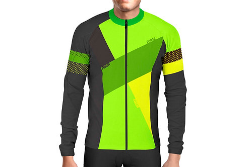 "Camiseta Hombre ""Green block"""