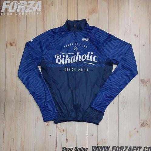"Camiseta Hombre ""Bika Azul"""