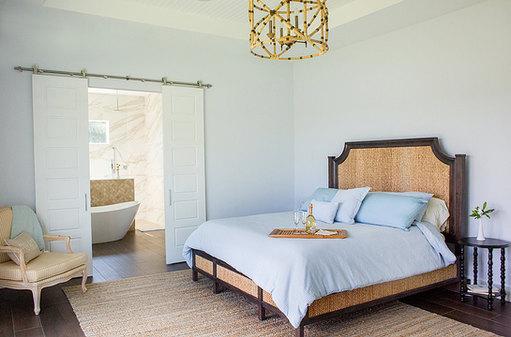 Bed and Breakfast Bedroom by Jenny Schartner