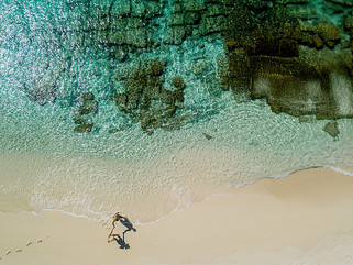 bahamas drone