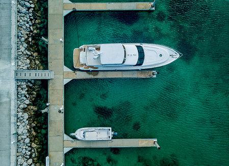 Marina shot in Bimini