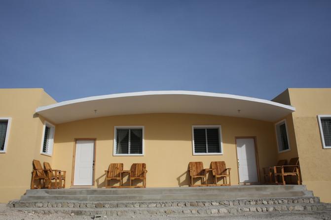 building in haiti