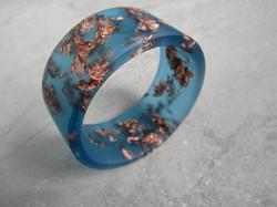 Fair Trade Eco-Resin Ring by Belart